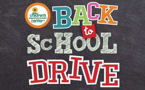 2018 Back to School Drive