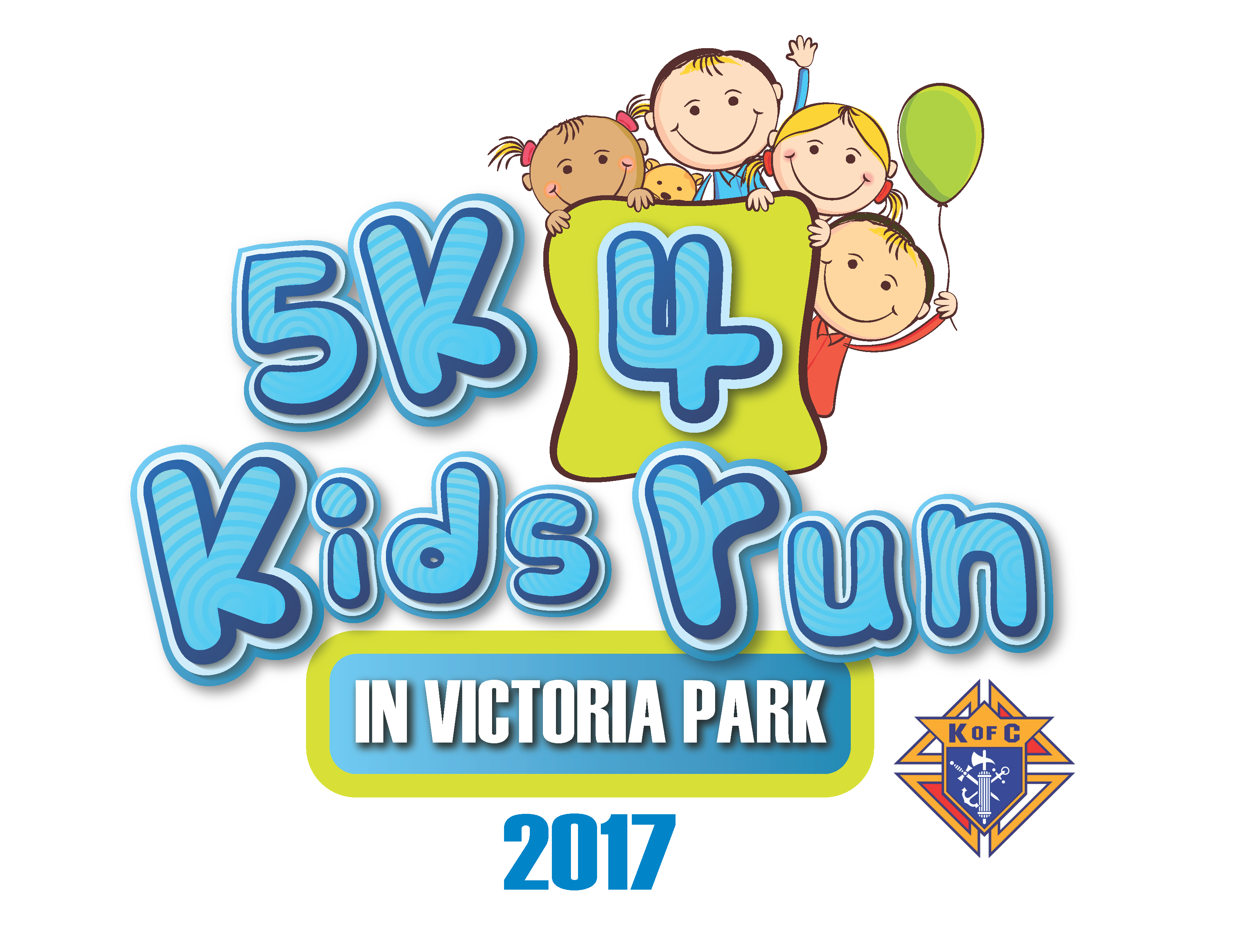 5K 4 Kids Run logo