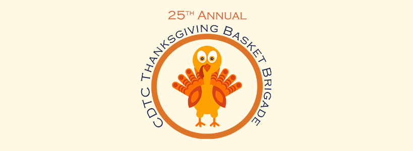 Thanksgiving Basket Brigade | Nov 19th