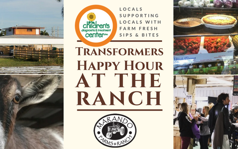 Transformers Happy Hour on the Ranch | Feb 8th