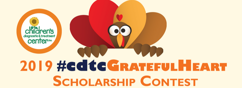 #Gratefulheart Scholarship Contest